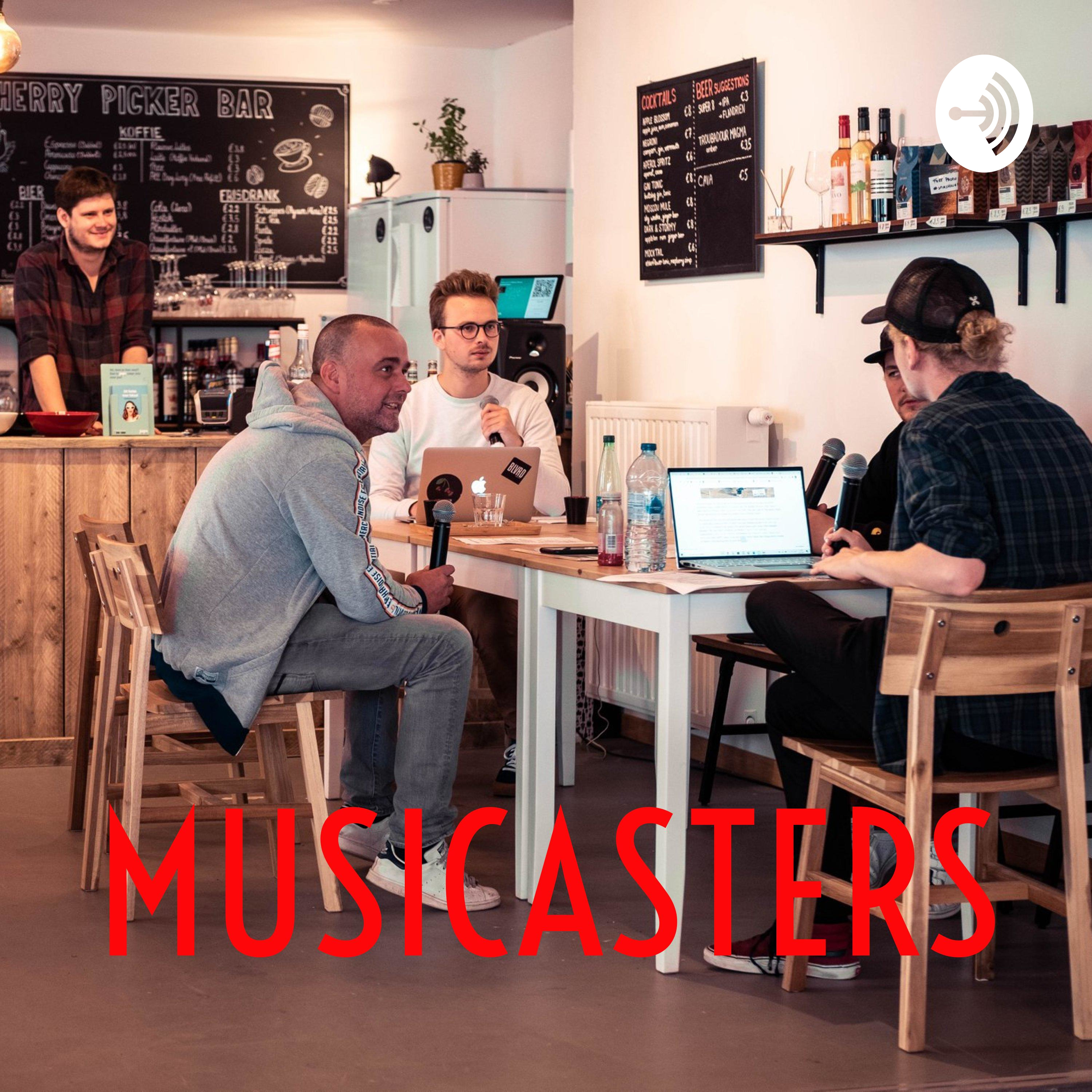 MUSICASTERS logo
