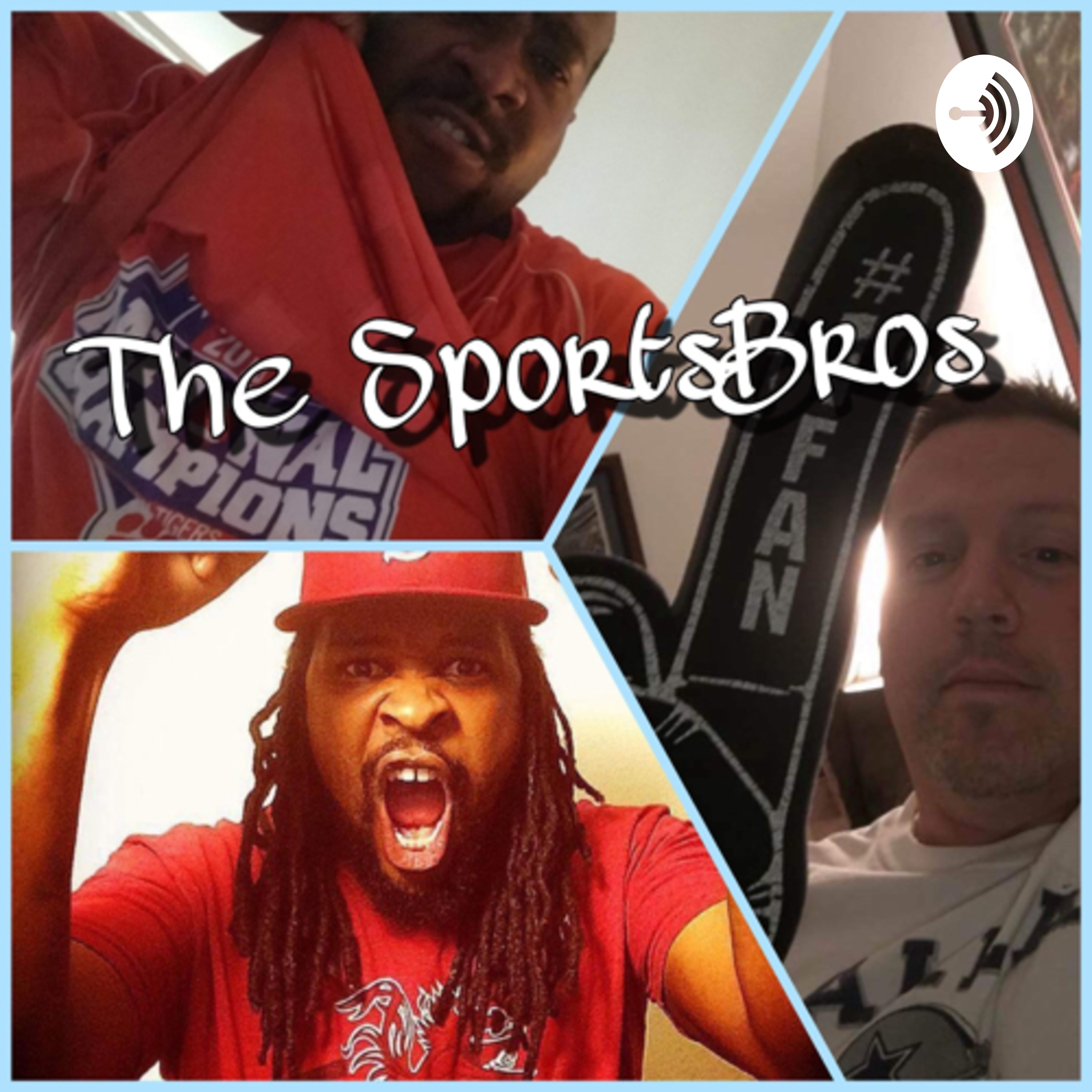 The SportsBros Podcast | Himalaya