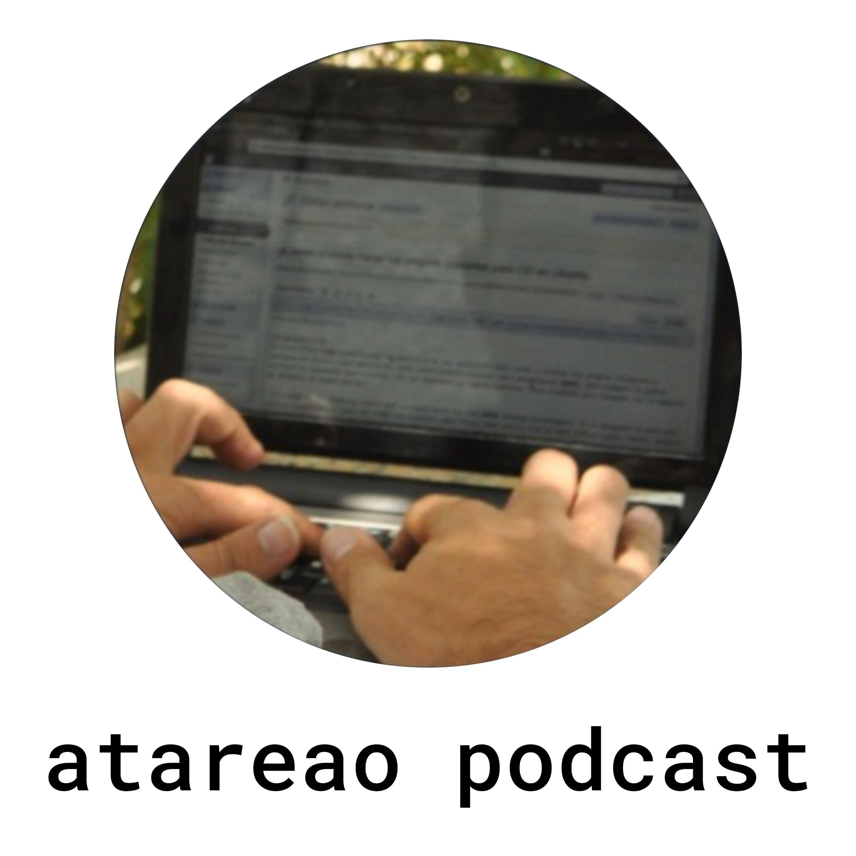 portada atareado podcast