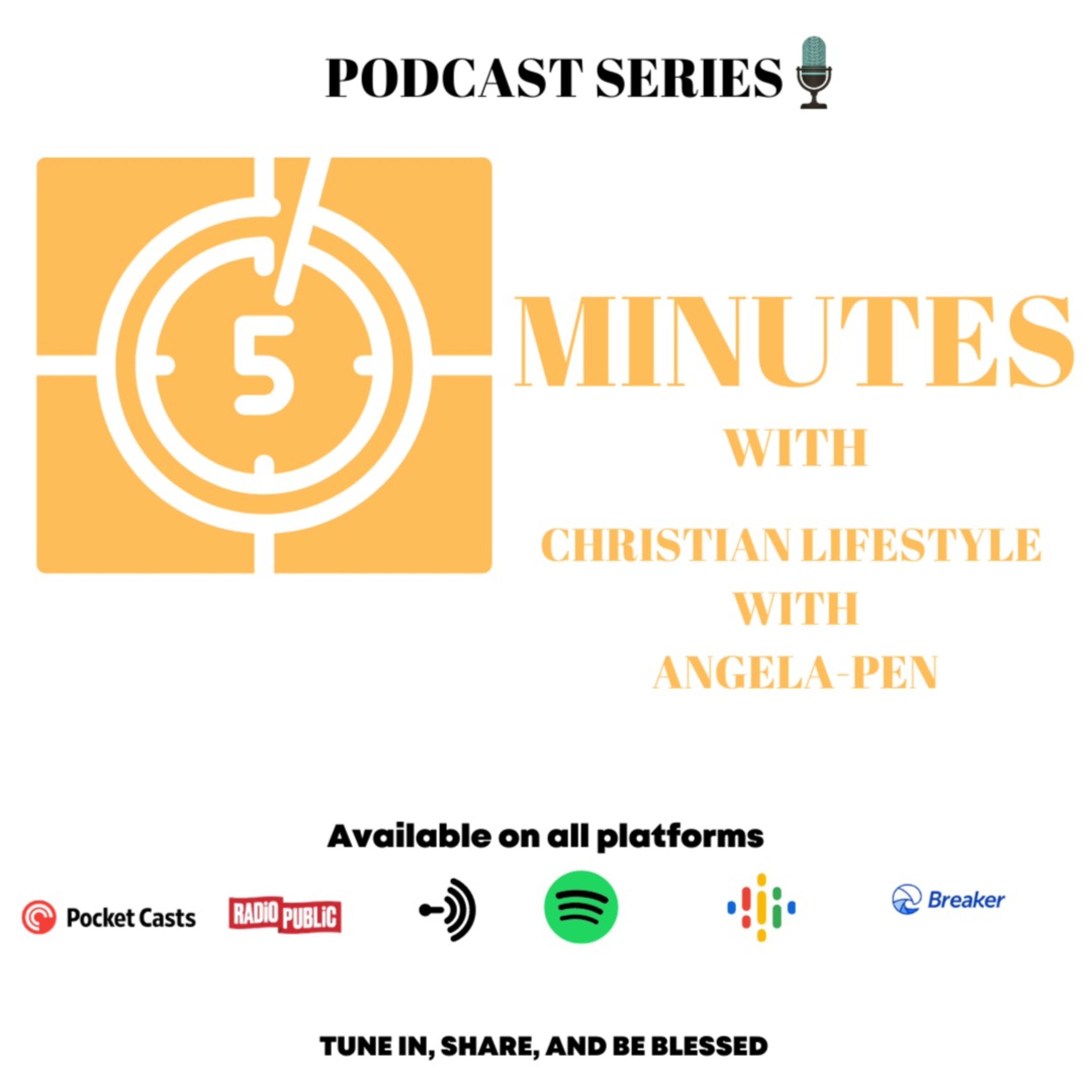 Christian Lifestyle With Angela Pen