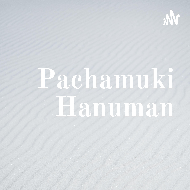 Pachamuki Hanuman