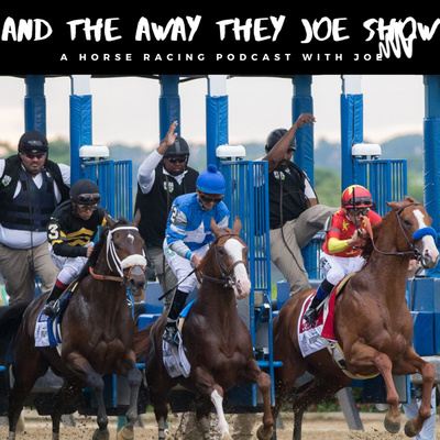 Getting to know Anthony Dunkley @AJD1Racing from Racing TV in the UK by The And Away They Joe Show for Horse Racing • A podcast on Anchor