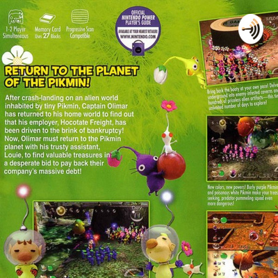 Pikmin 2 Iso Jpn A Podcast On Anchor