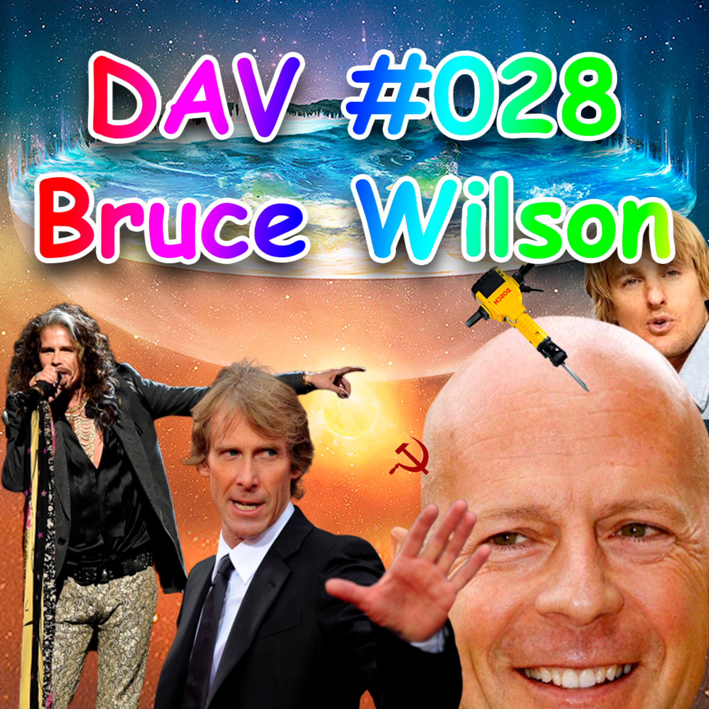 DAV #028 - Bruce Wilson