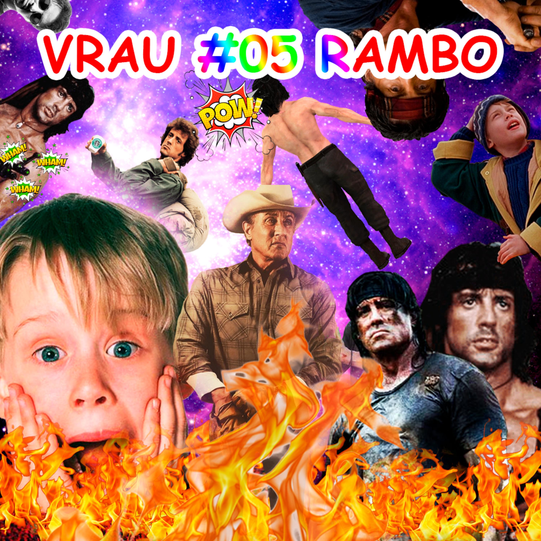 VRAU #05 - RAMBO V