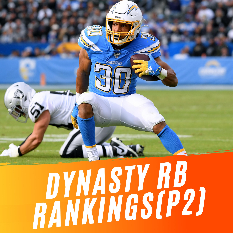 Fantasy Football Dynasty/Keeper Running Back Rankings (PART 2)