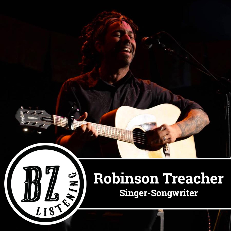 22. Robinson Treacher - Singer/Songwriter