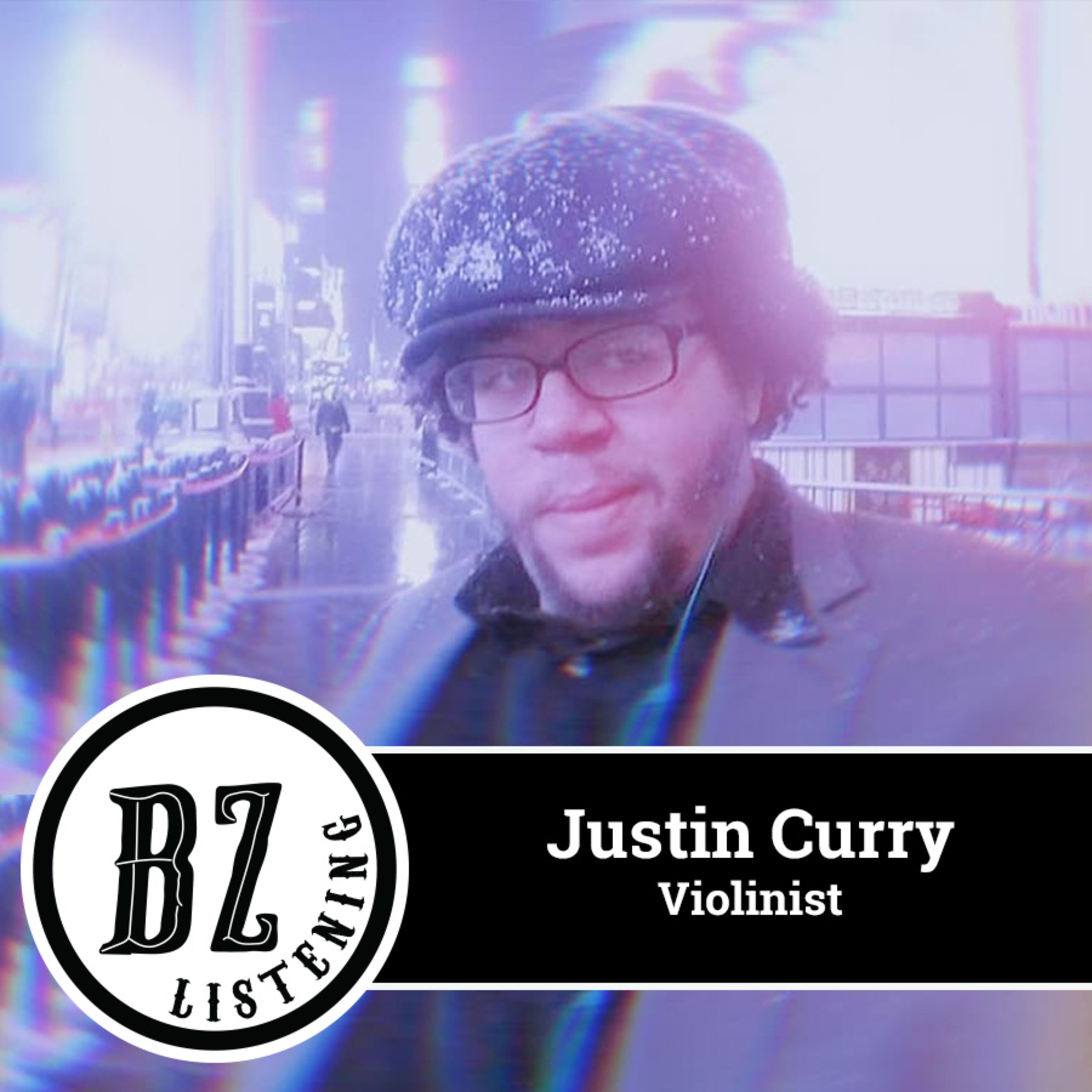 37. Justin Curry - Violinist