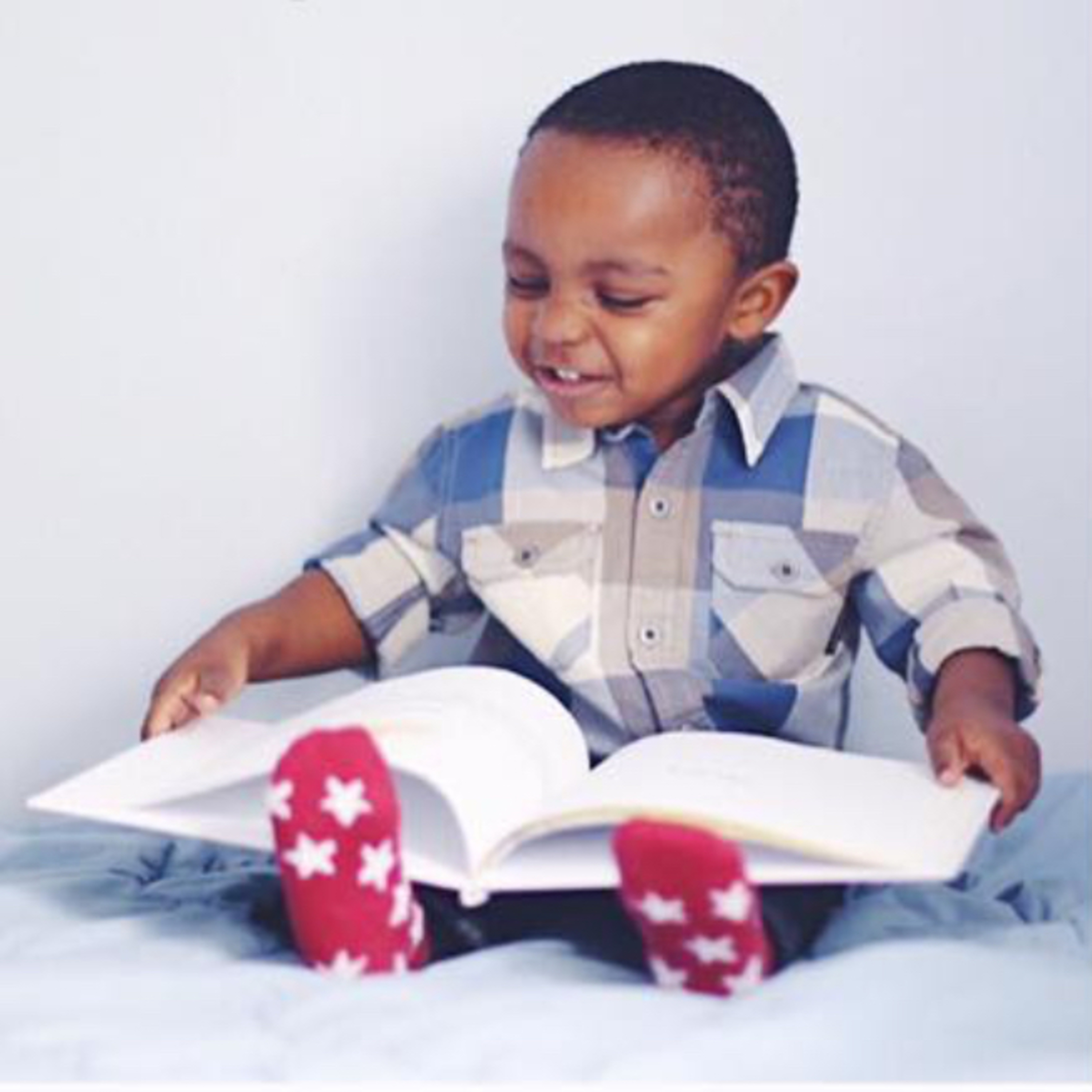"""Reading with Miles ~ """"Sweet Sorrel Stand"""""""