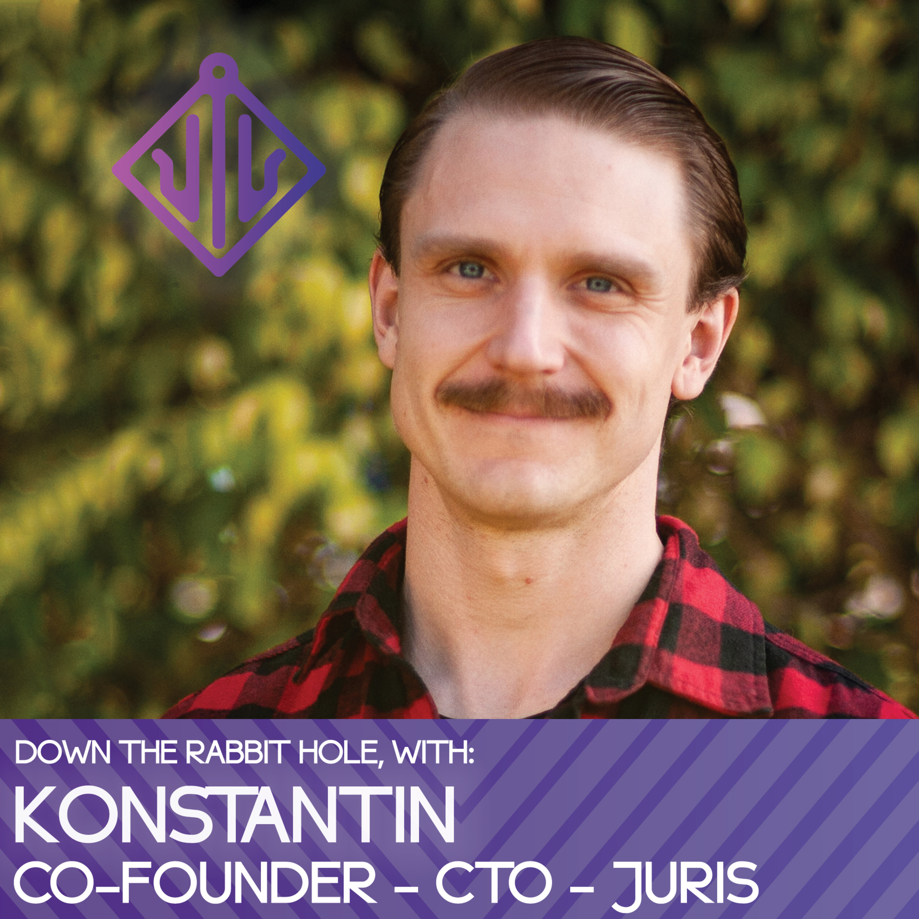001 - with Juris CTO, Konstantin - Code is Law, Governance, and Everything's a Computer