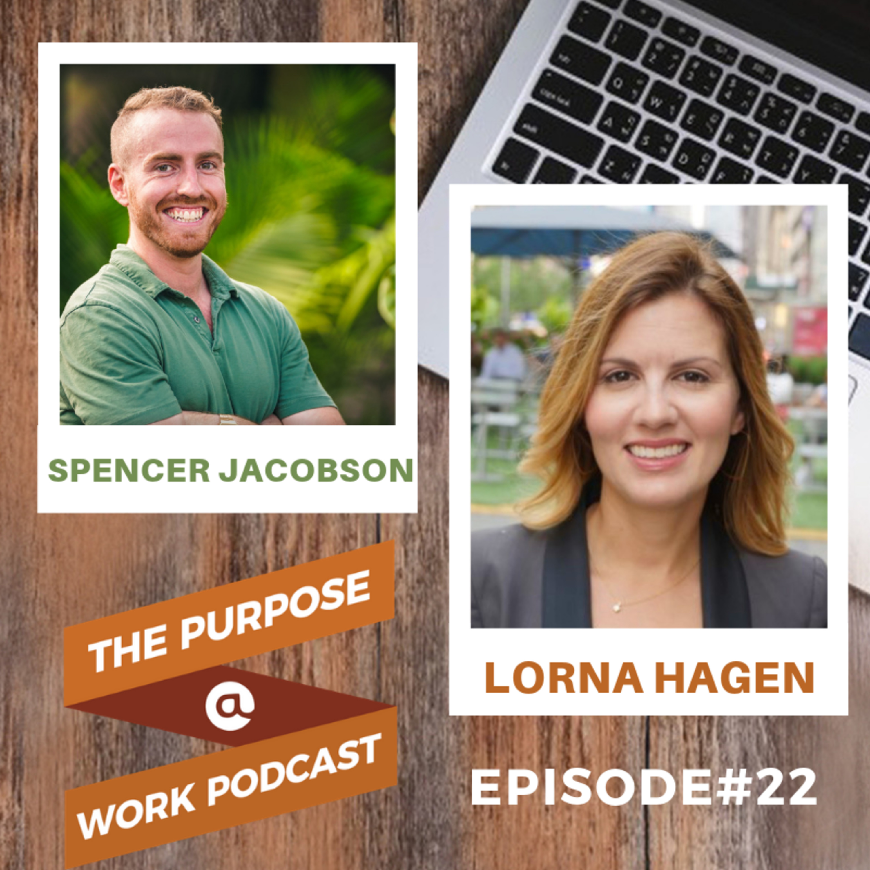 #22 Lorna Hagen - Chief People Officer @Namely: What it takes to scale a startup from an HR perspective