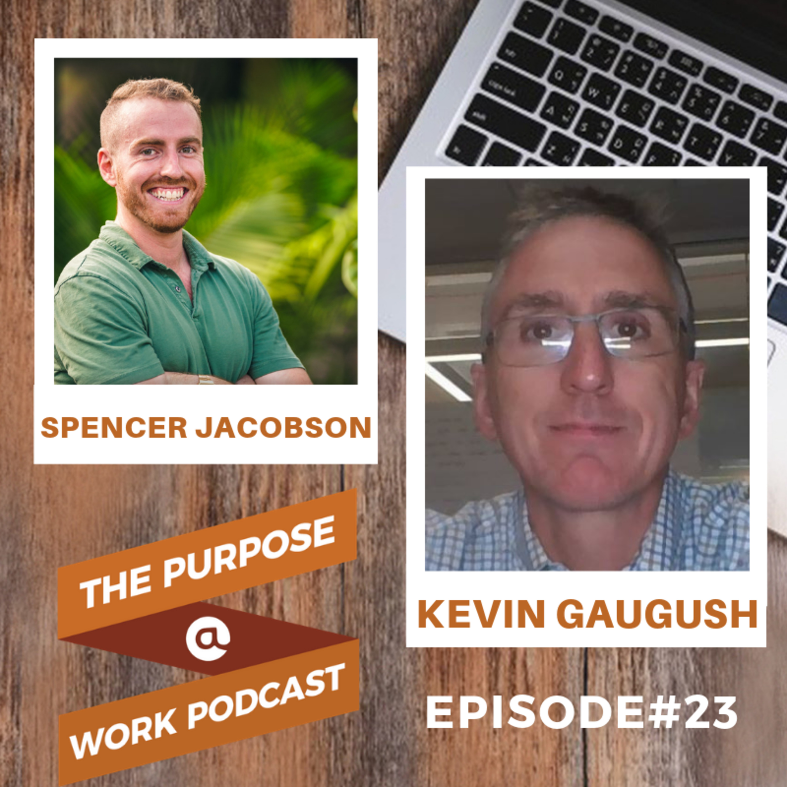 #23 Kevin Gaugush - Senior Vice President, Human Resources @ Clean Harbors: How AI Will Change the Future of Education