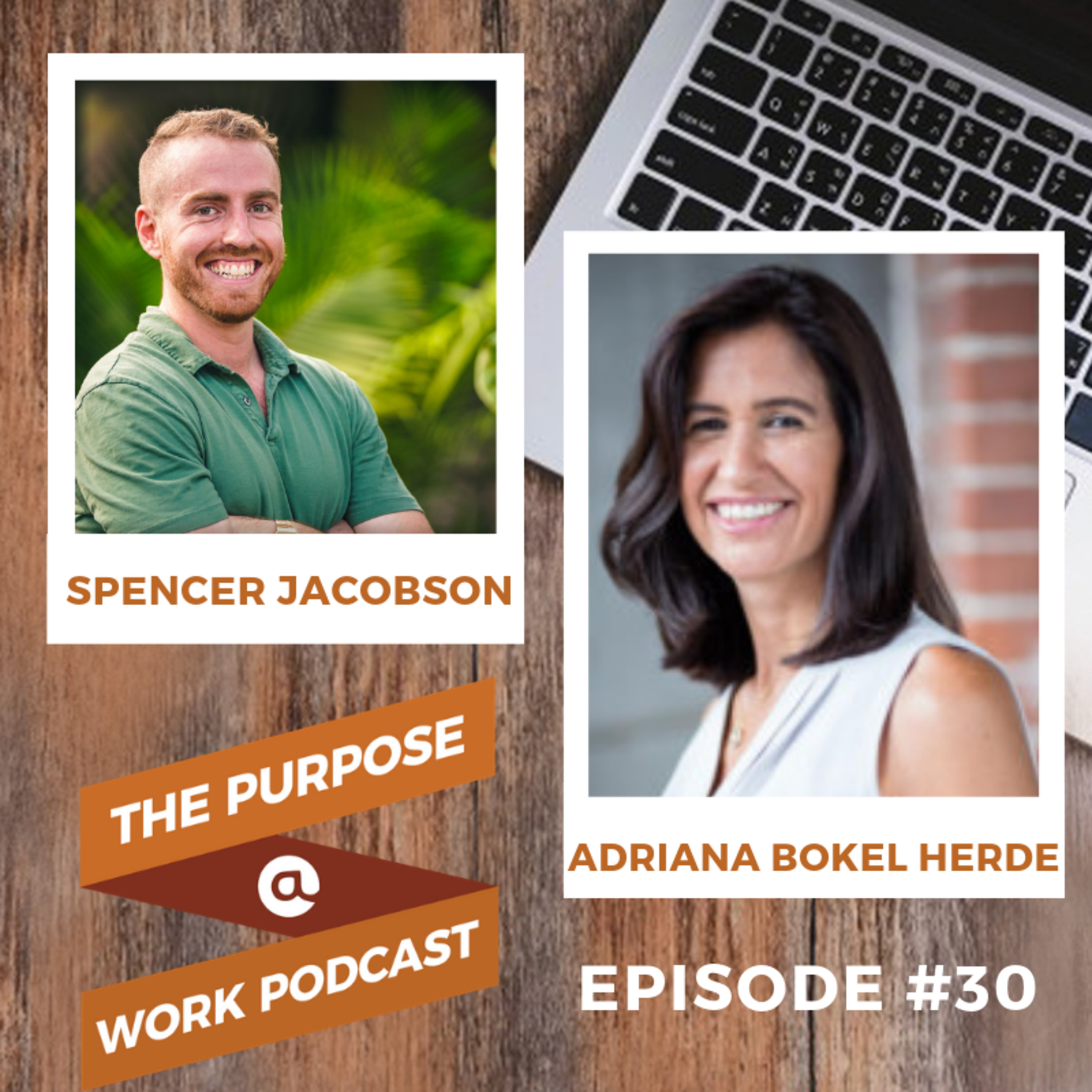 #30 Adriana Bokel Herde - CPO at Pegasystems: Resilience, Adventure and Leadership