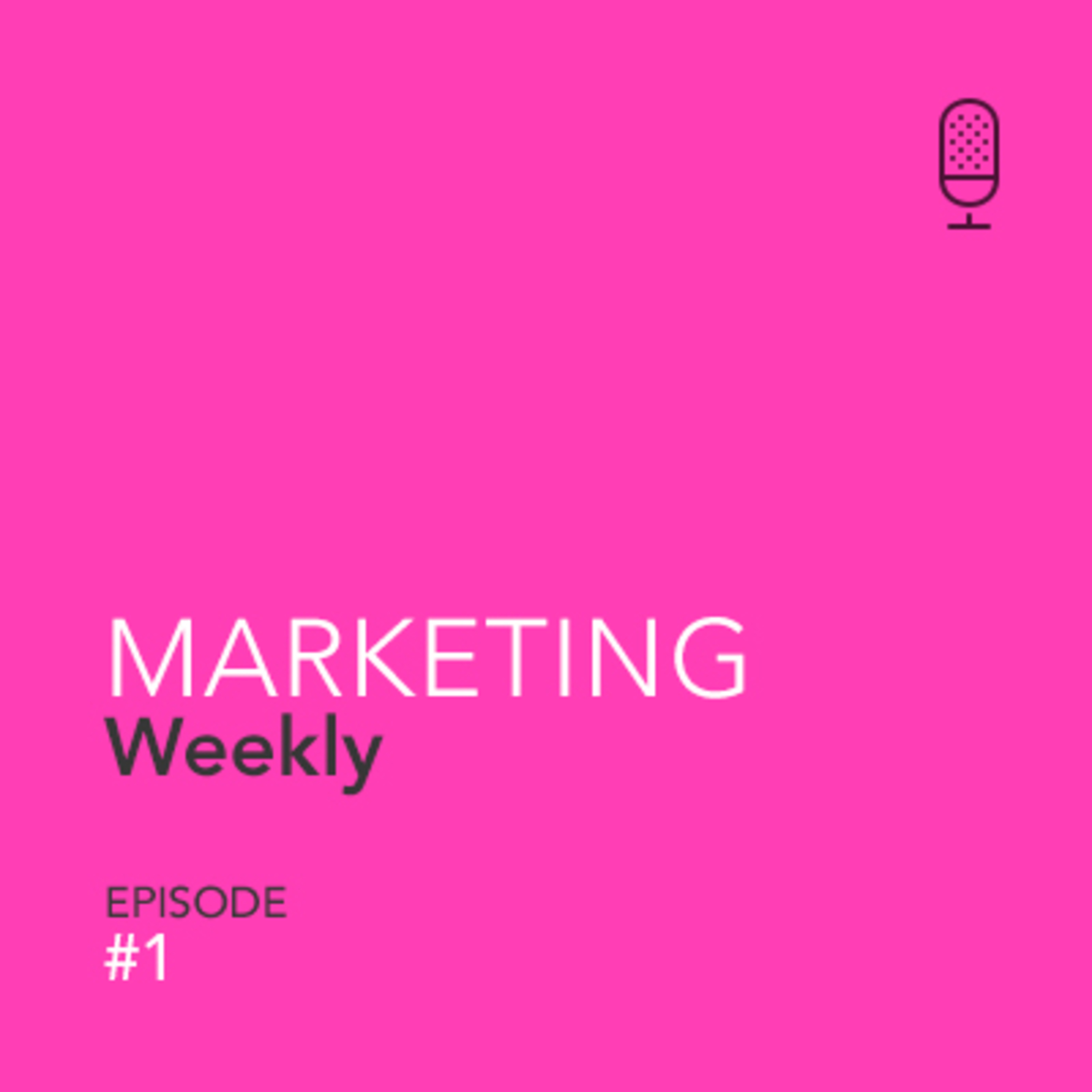 Marketing W1 - First Experiments (EN)