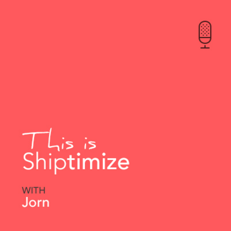 This is Shiptimize - Meet Jorn!