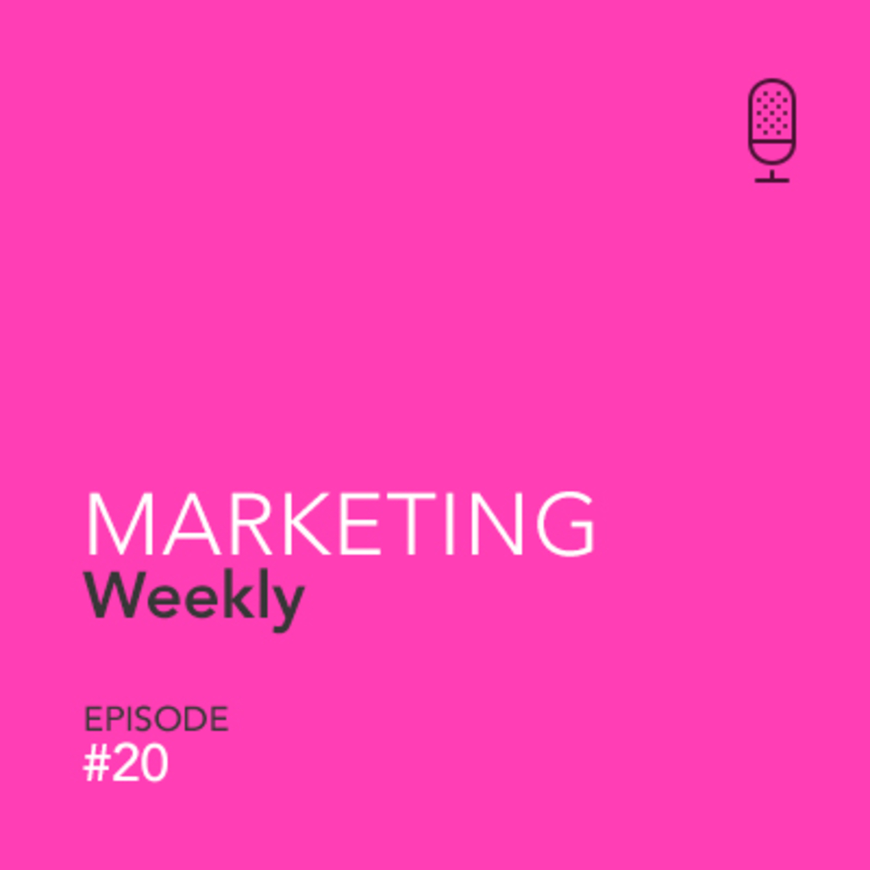 Marketing W20 - Let's talk numbers!