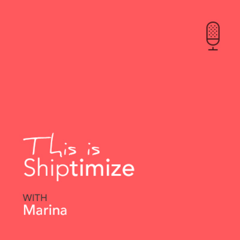 This is Shiptimize - Meet Marina!