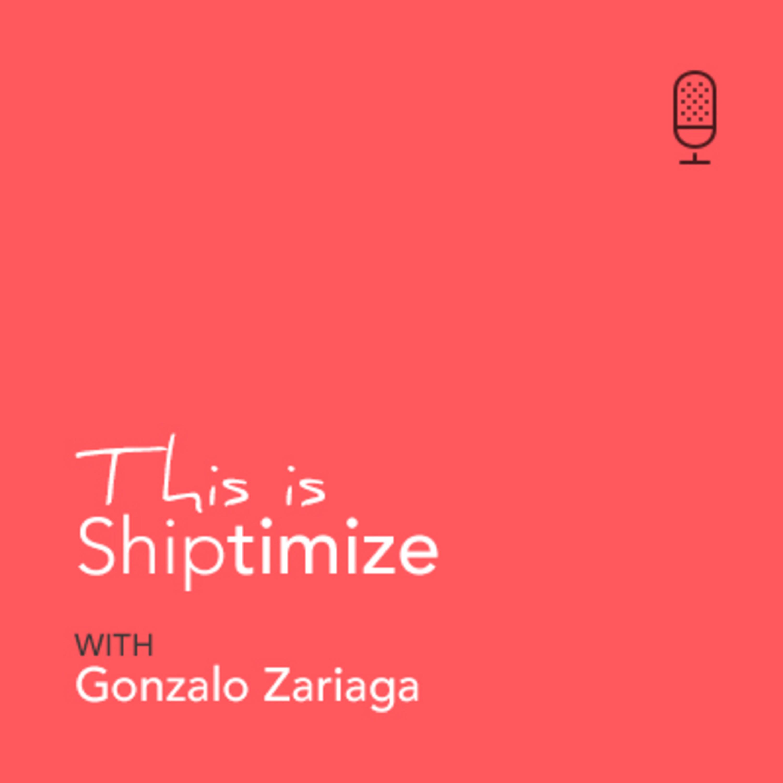 This is Shiptimize - Meet Gonzalo Zariaga!