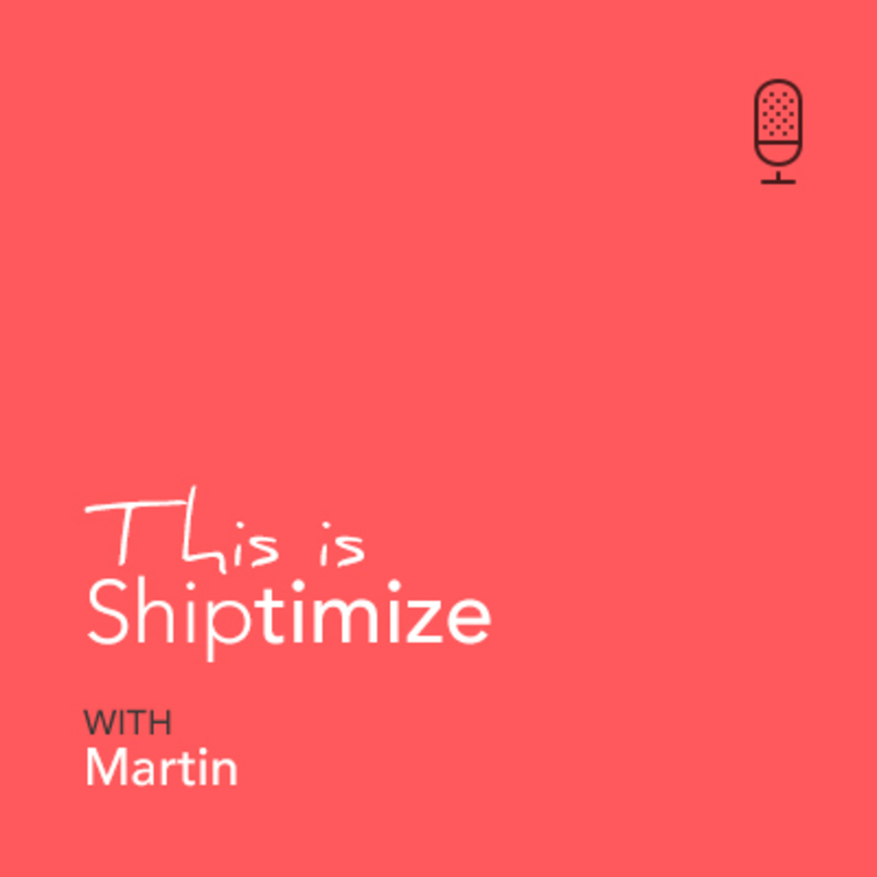 This is Shiptimize - Meet Martin!