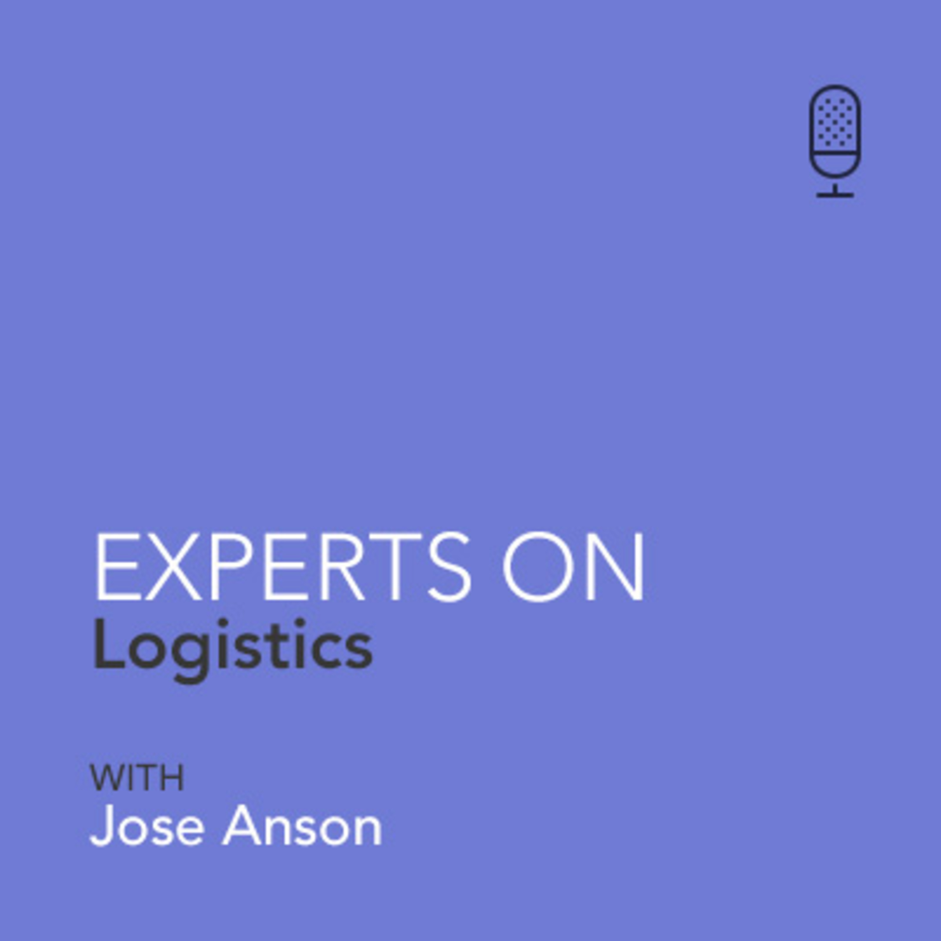 Jose Anson - Expert On Logistics - How will the logistical industry look like in 10 years? (EN)