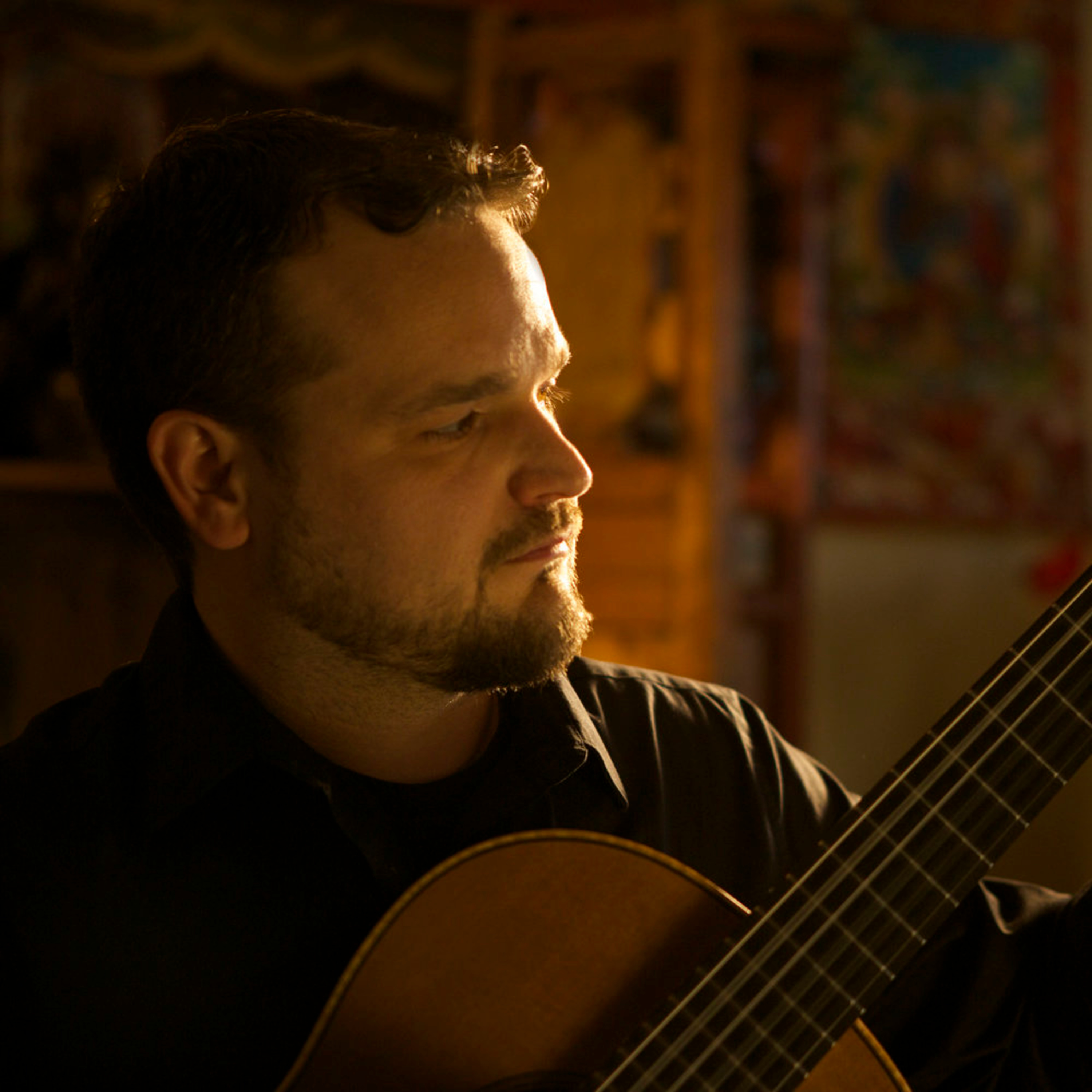 The tonebase Classical Guitar Podcast, with David Steinhardt