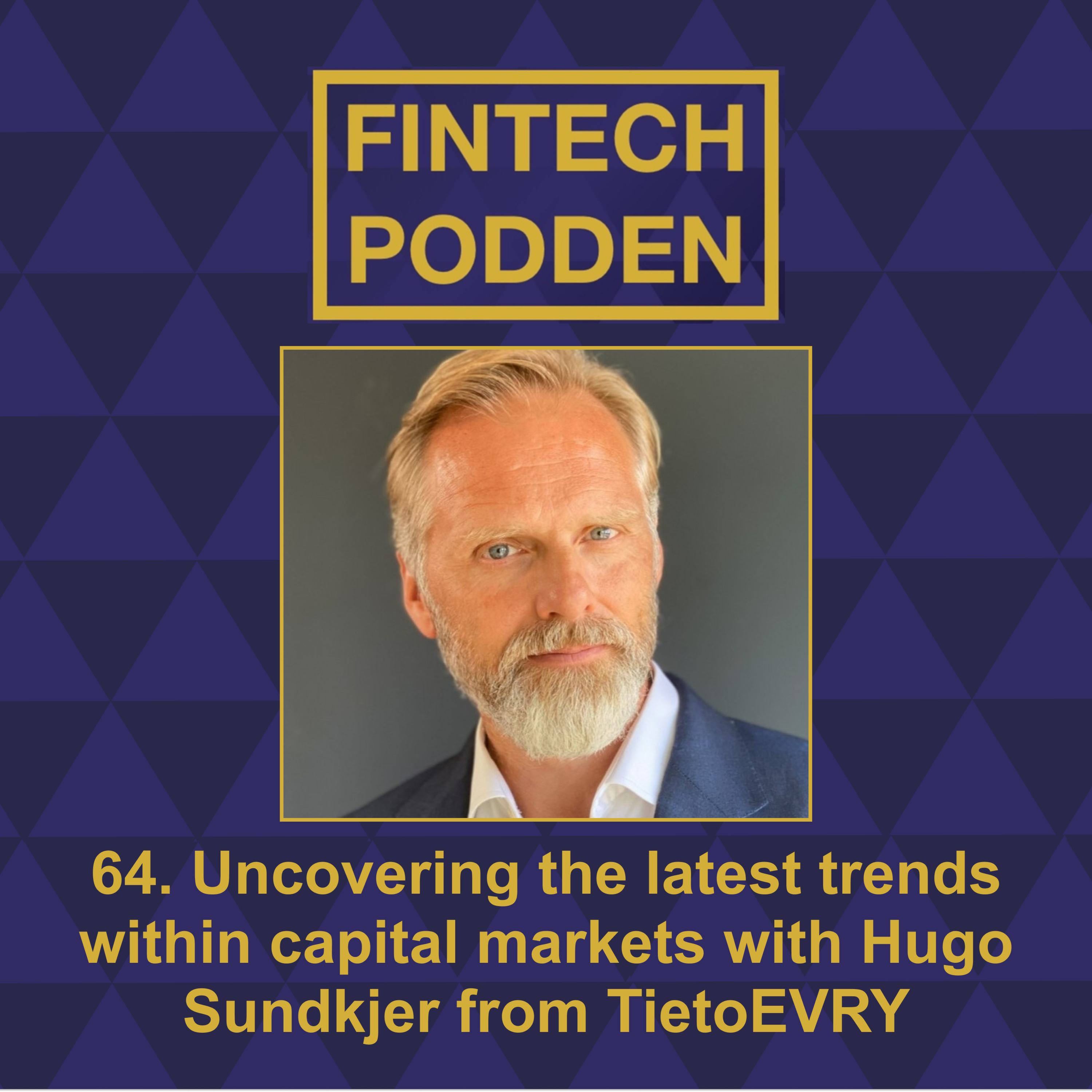 64. Uncovering the latest trends within capital markets with Hugo Sundkjer from TietoEVRY