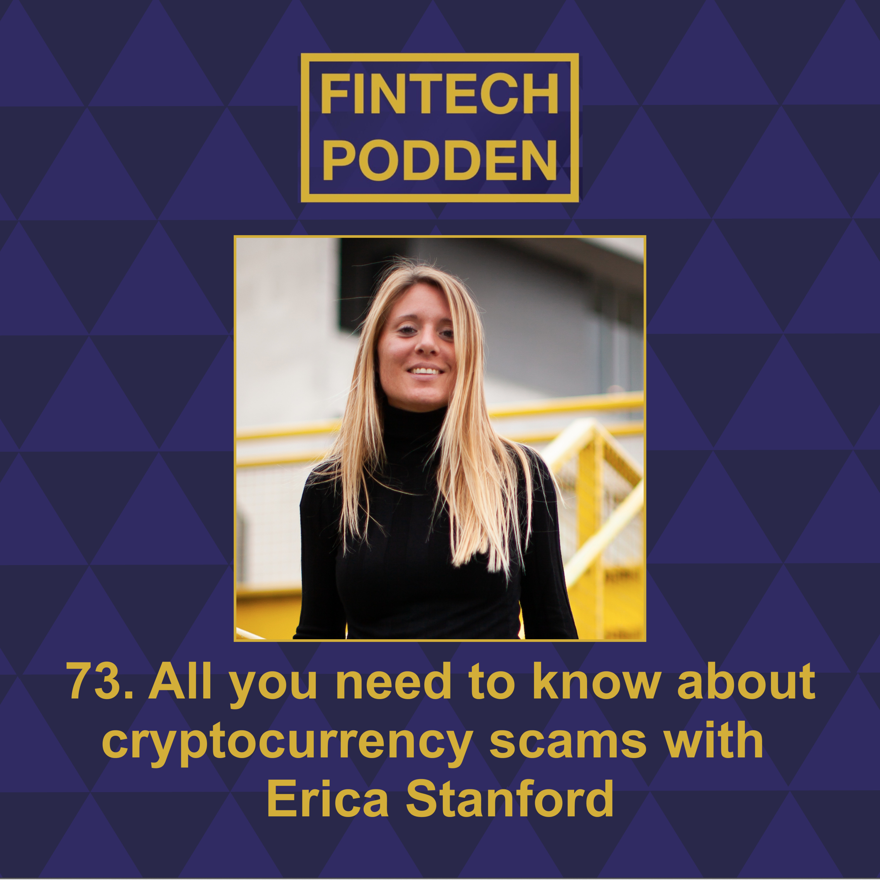 73. All you need to know about cryptocurrency scams with Erica Stanford
