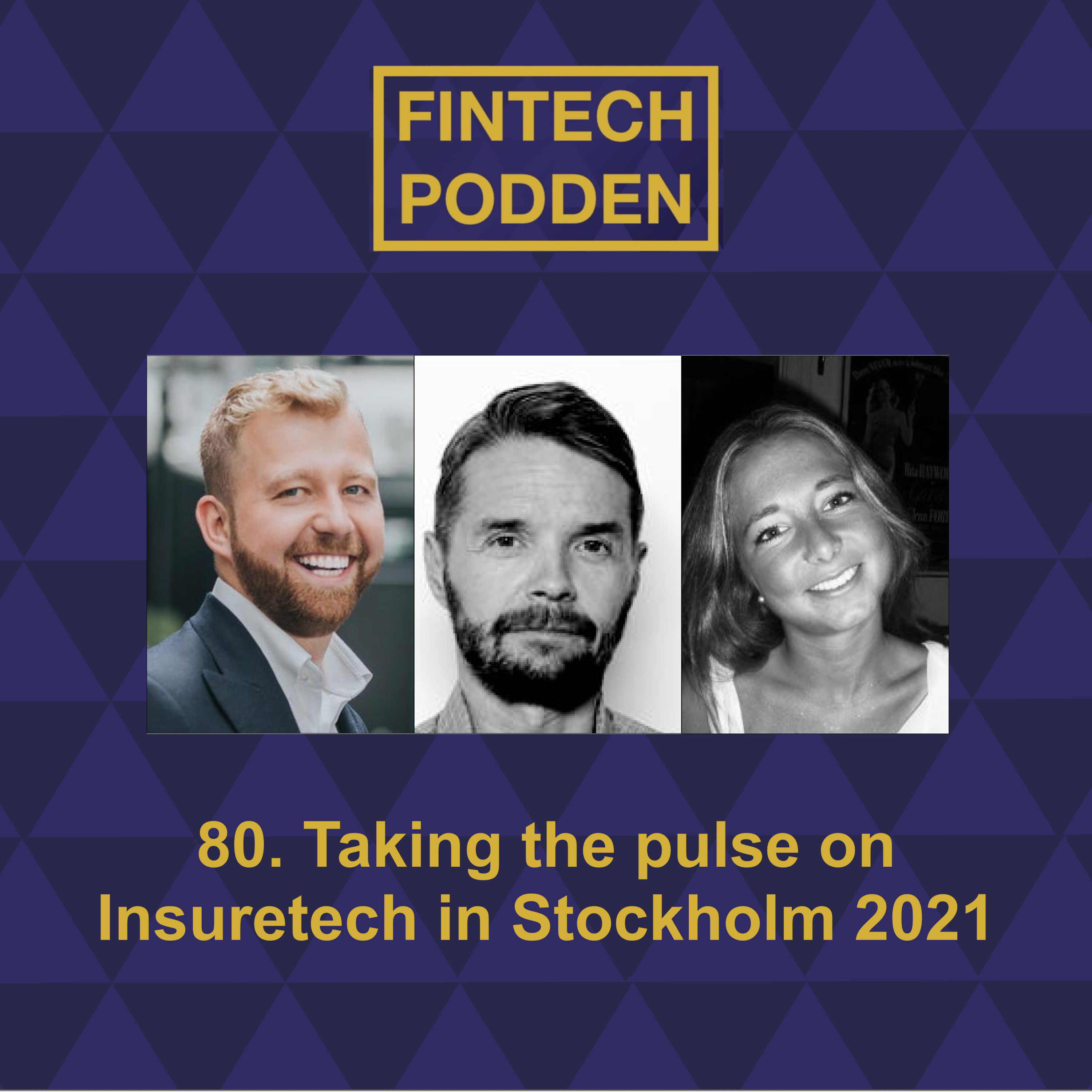 80. Taking the pulse on Insuretech in Stockholm 2021