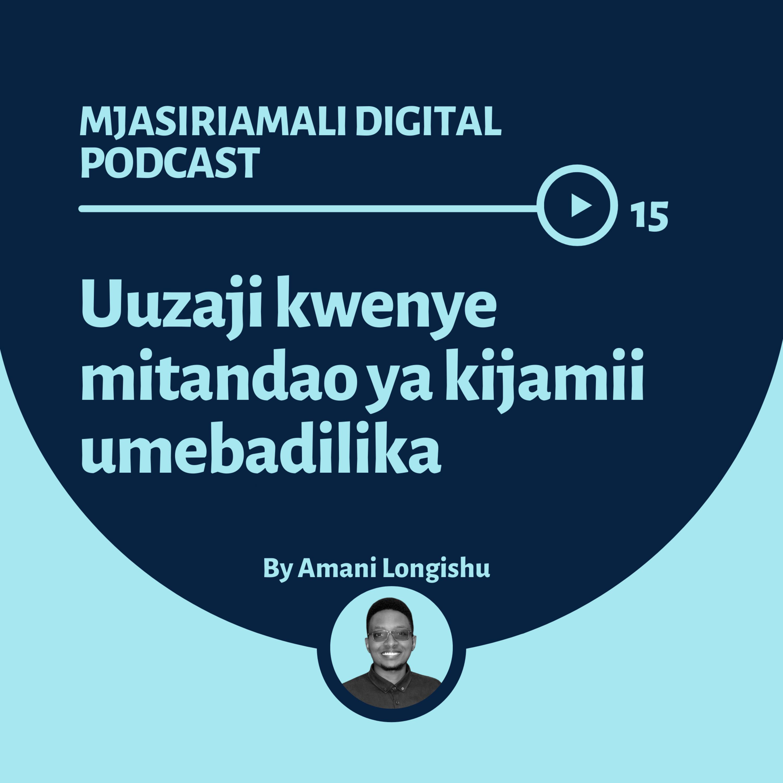 Mjasiriamali Digital Podcast on Jamit
