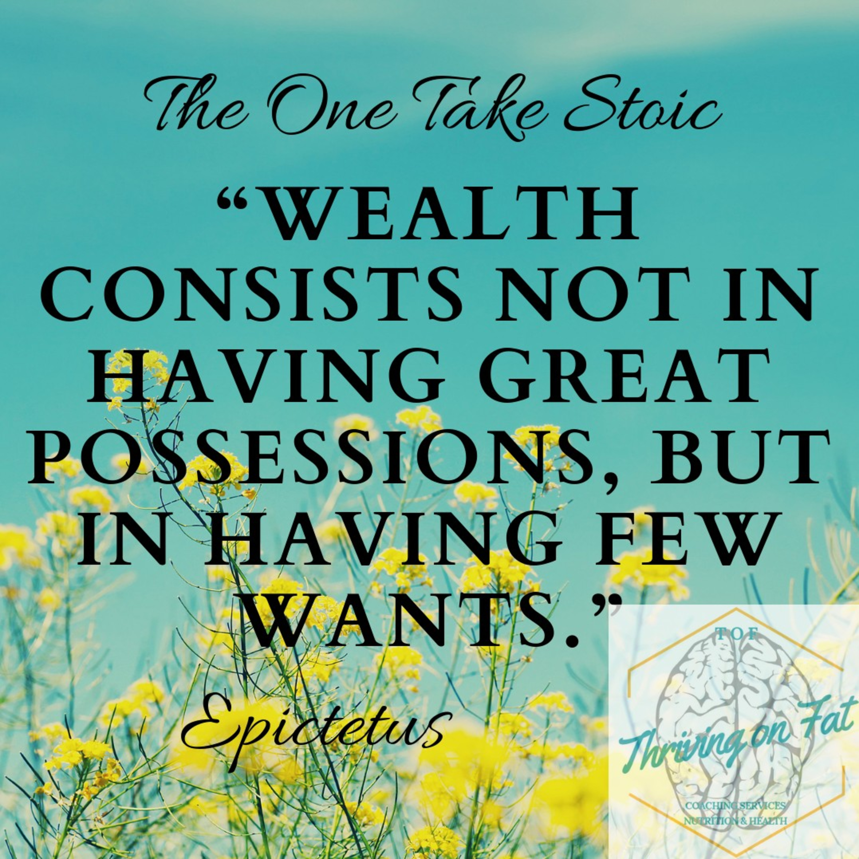 169: Wealth
