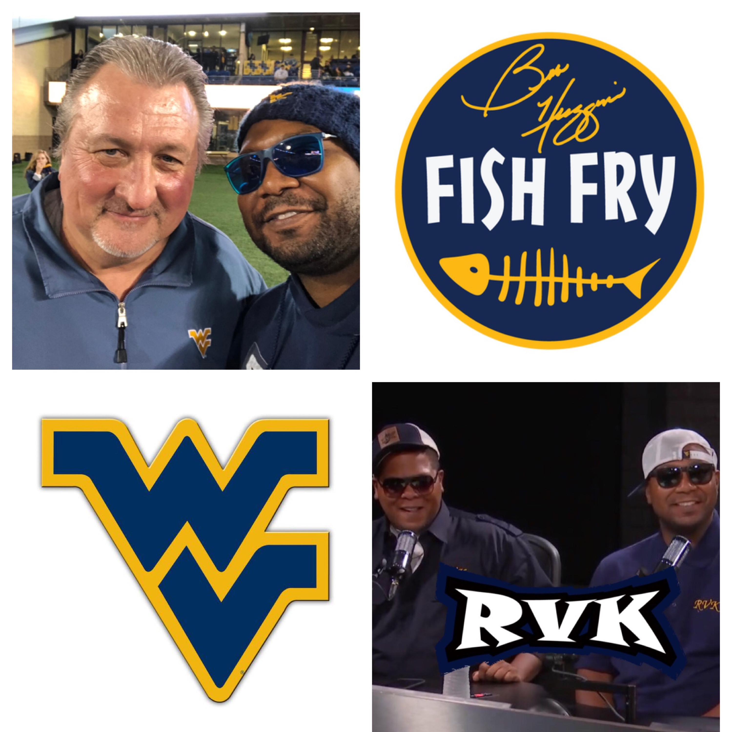 Ep.87-BOBBY HUGGINS - R✌️K GOLD AND BLUE INTERVIEW