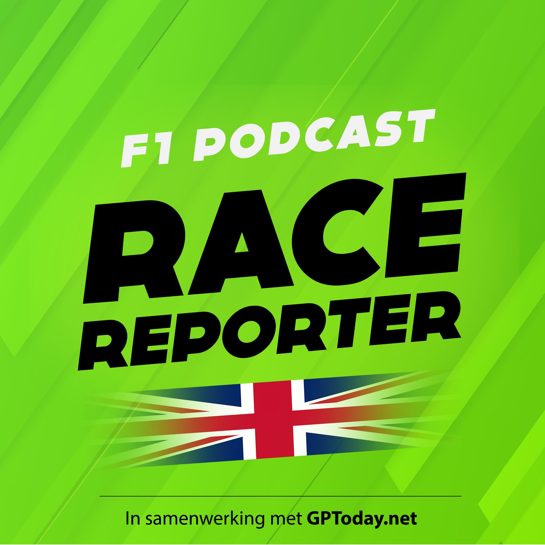 GP Groot Brittannië - Hamilton wint ook met ploffende Pirelli's van Verstappen