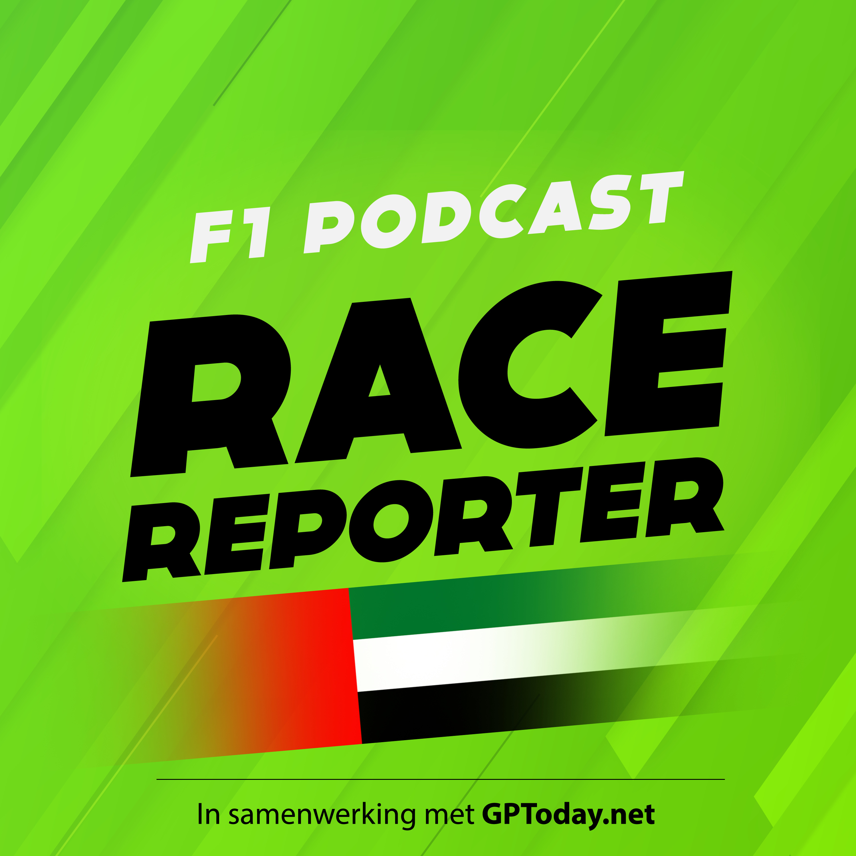 GP van Abu Dhabi - Verstappen wint snoozefest