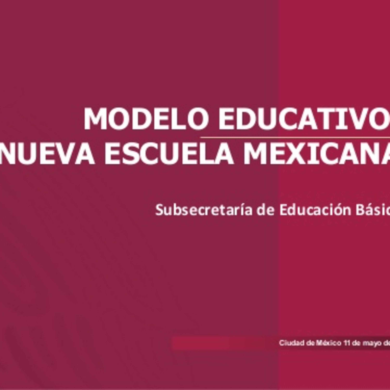 La nueva escuela mexicana