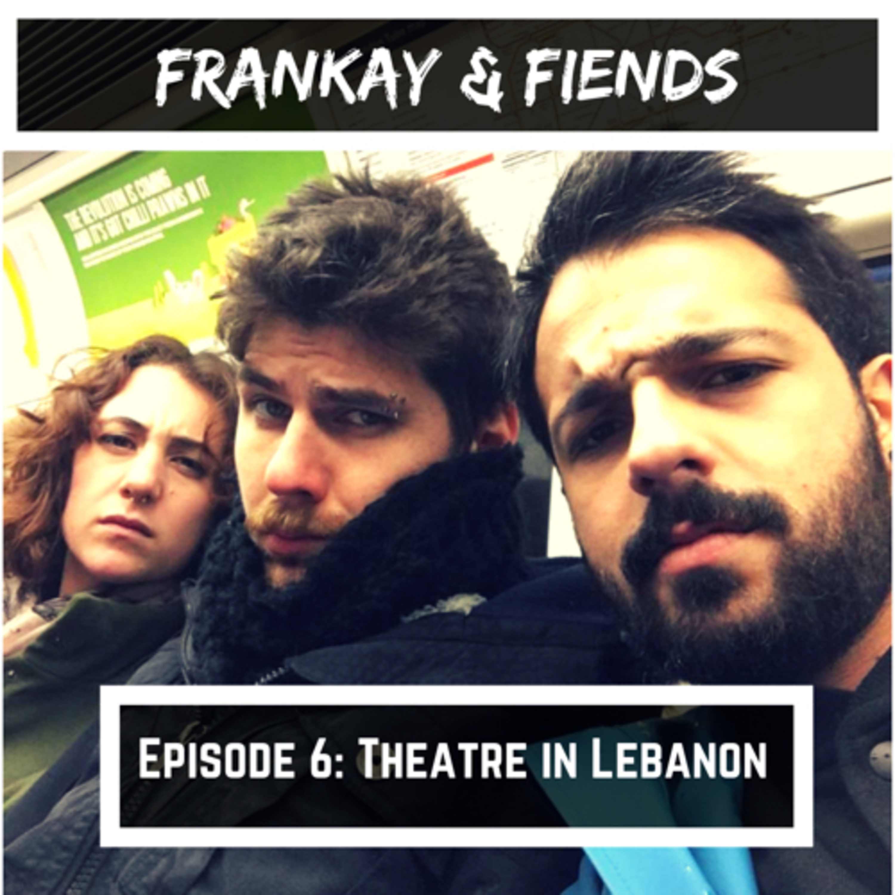 Episode 6: Theatre in Lebanon
