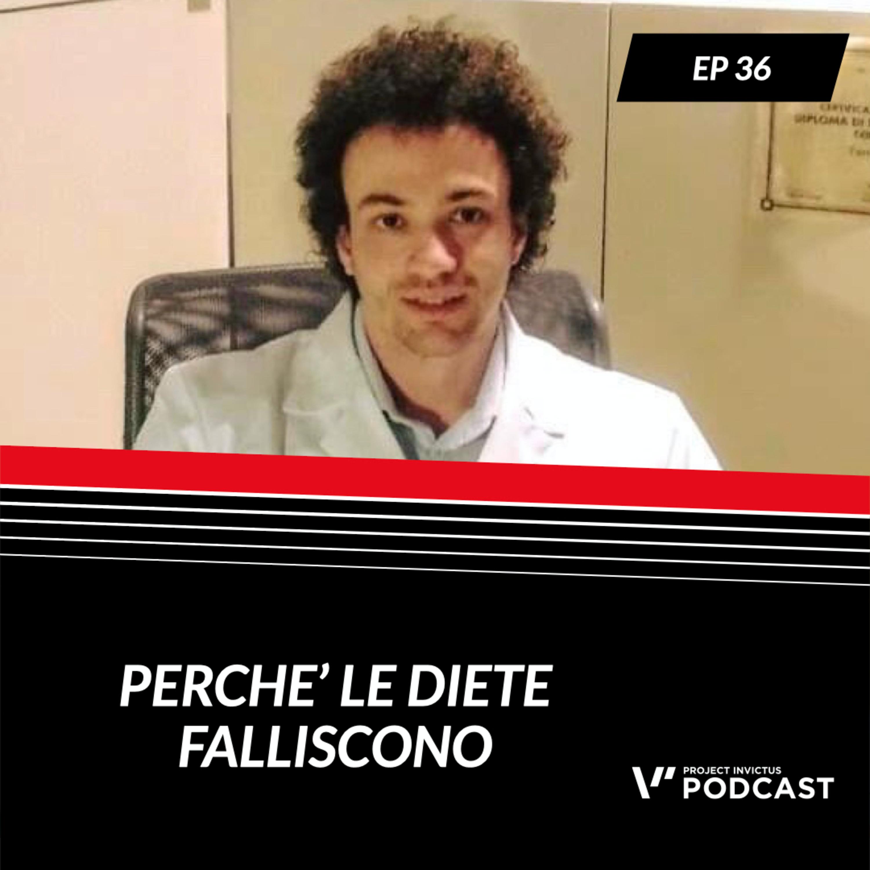 Invictus podcast ep. 36 - Aimone Ferri - Perchè le diete falliscono