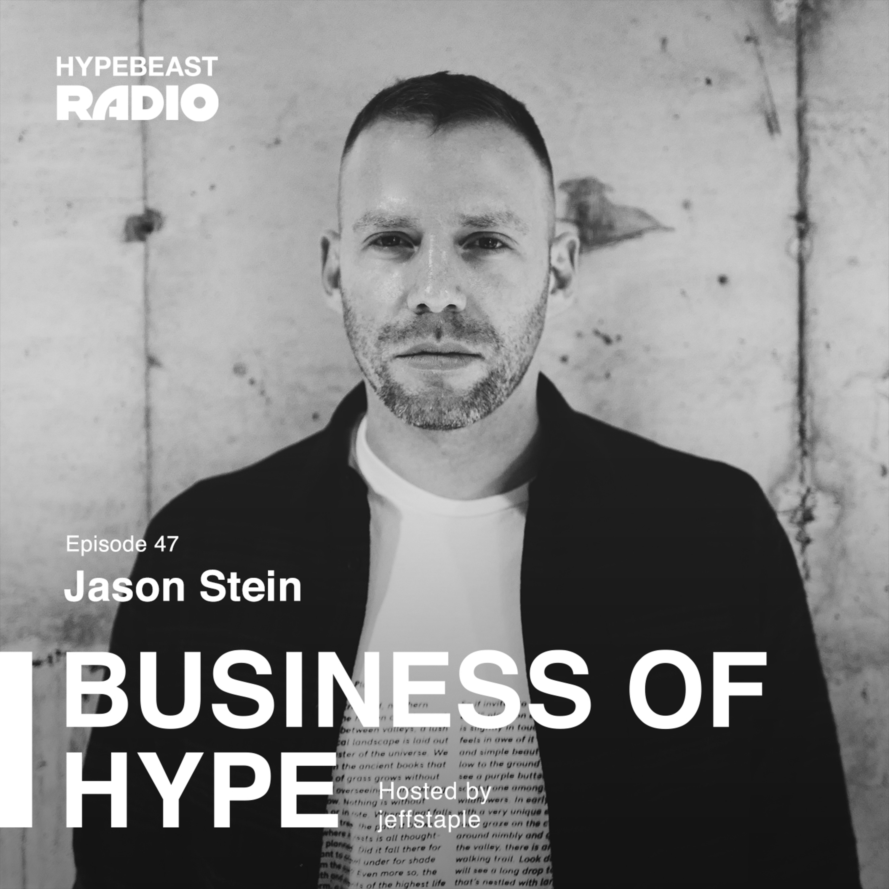 Jason Stein of Laundry Service, Cycle Media and Steins