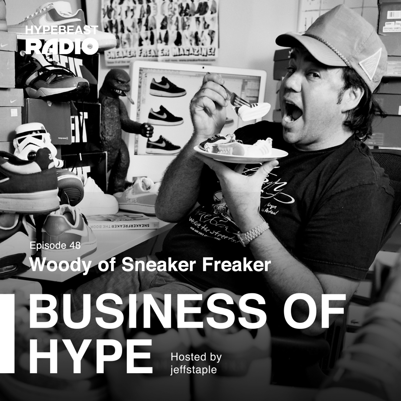 Woody of Sneaker Freaker