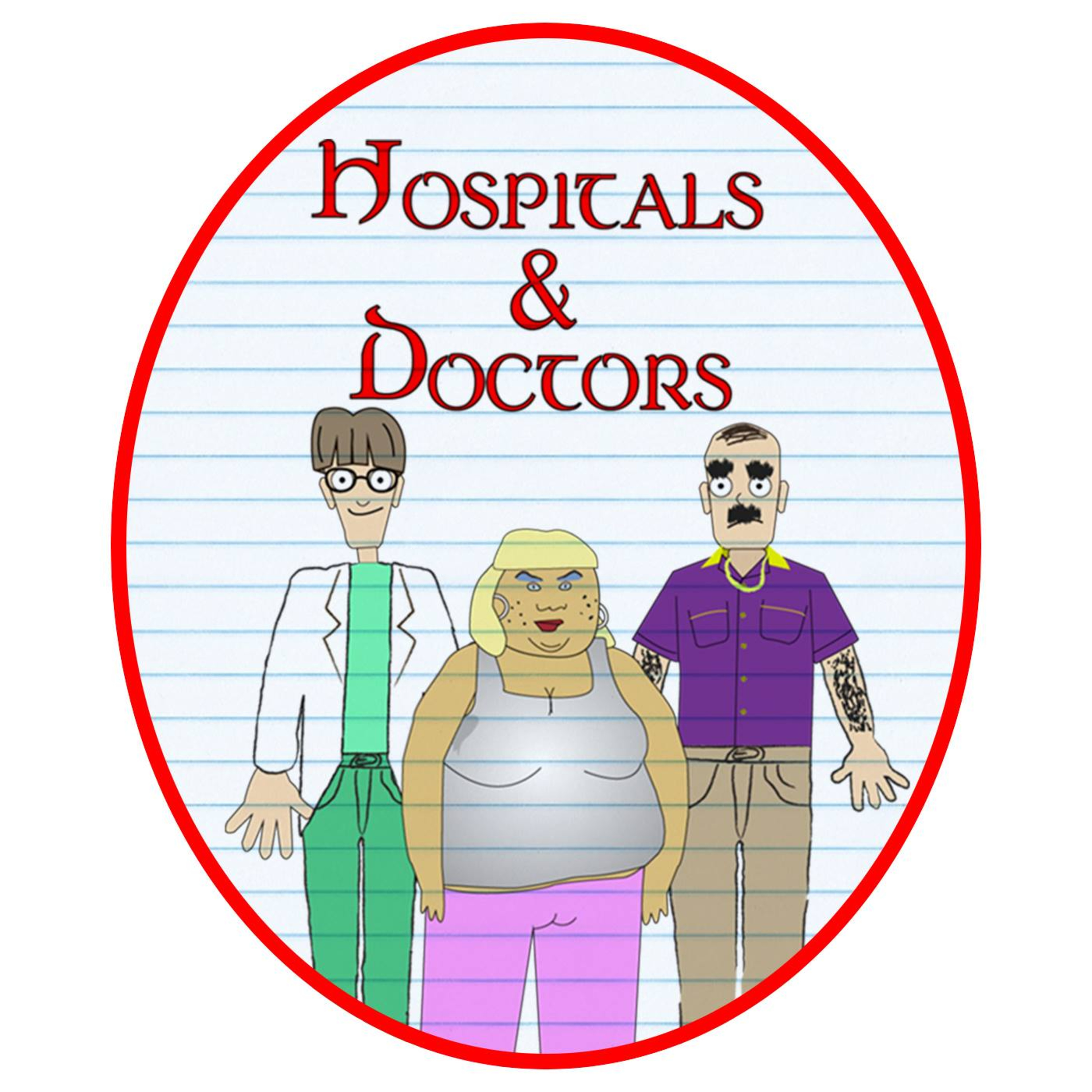 Hospitals & Doctors - The Bag of Holding