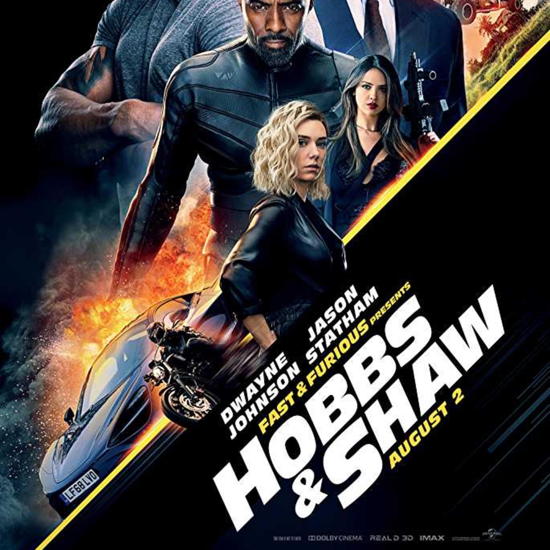 Mira última película gratis Fast & Furious Hobbs & Show 2019 Descargasmix