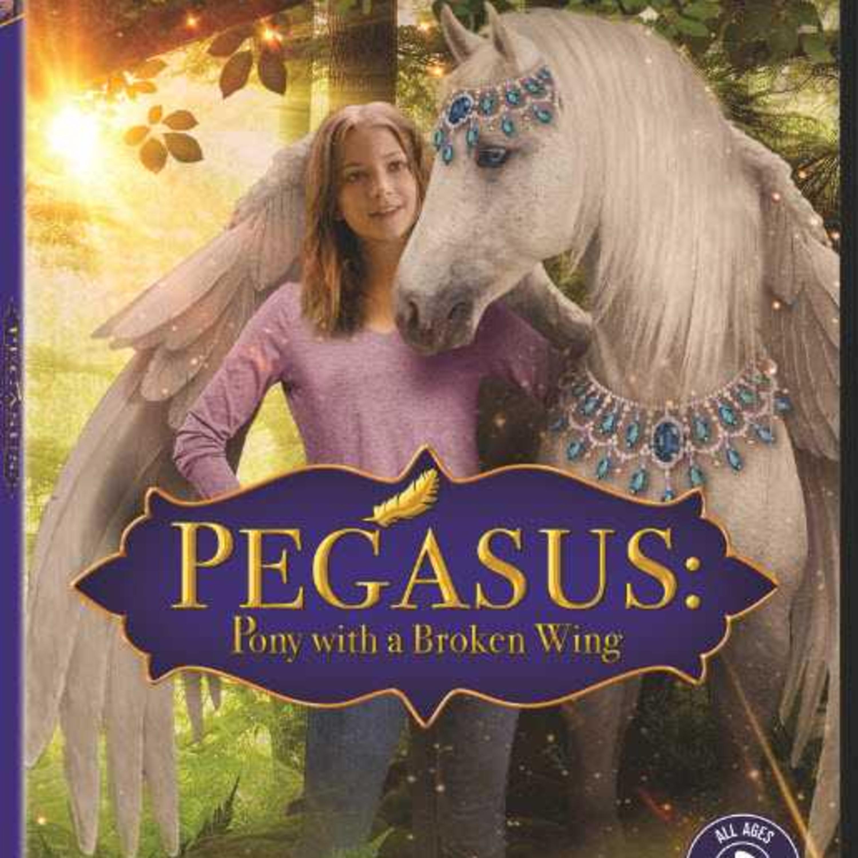 Reloj película completa gratis Pegasus Pony with a Broken Wing 2019 Descargasmix