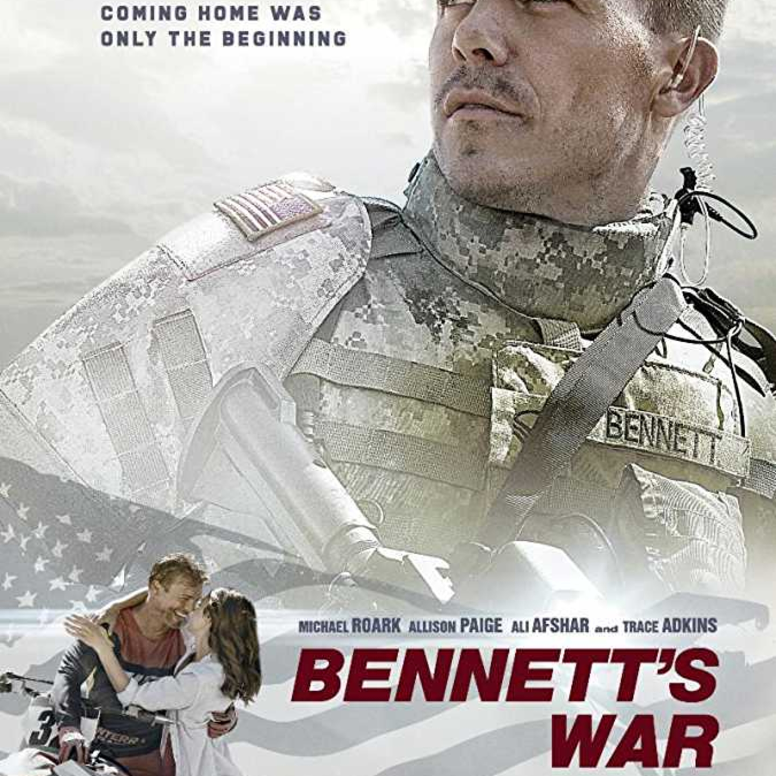 Descarga gratis streaming película Bennett's War 2019 descargasmix estrenos