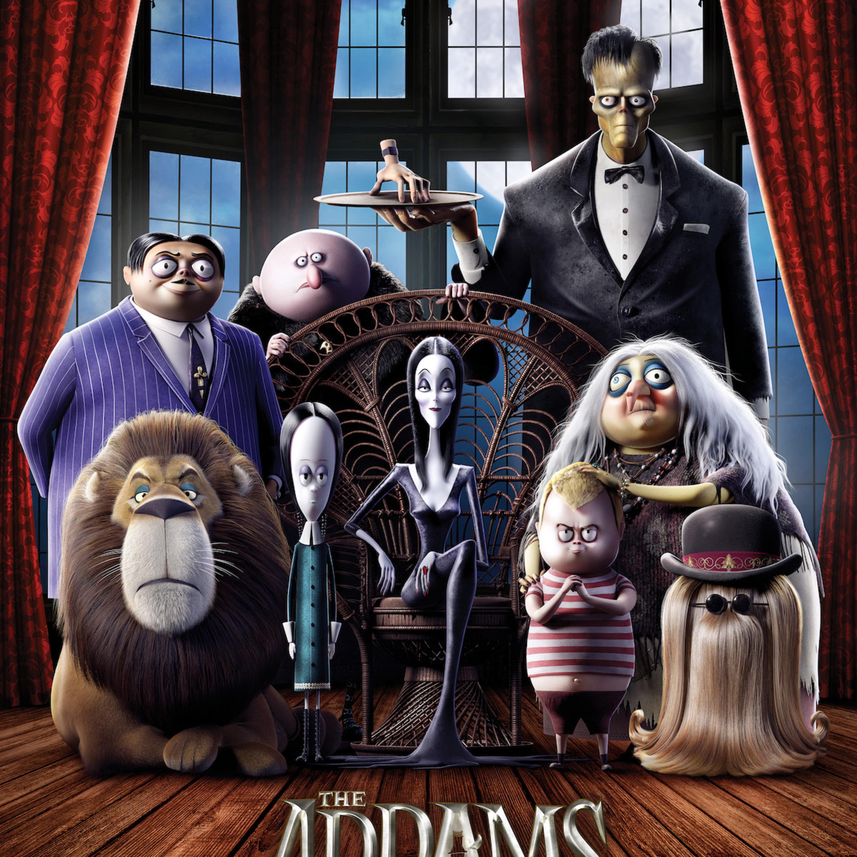 Ver La familia Addams 2019 peliculas en español completas online