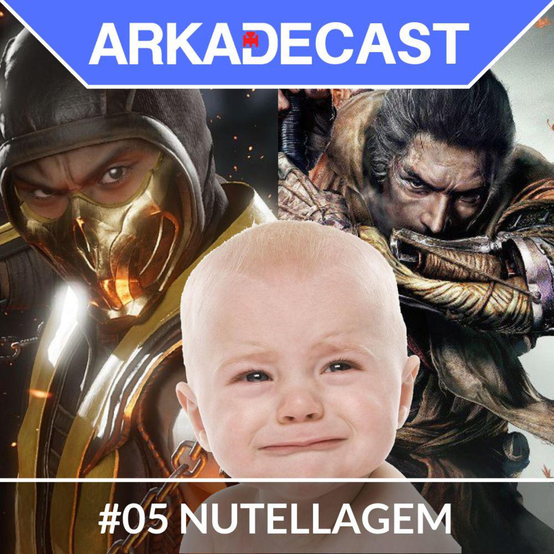 Arkade Cast 06 - Nutellagem