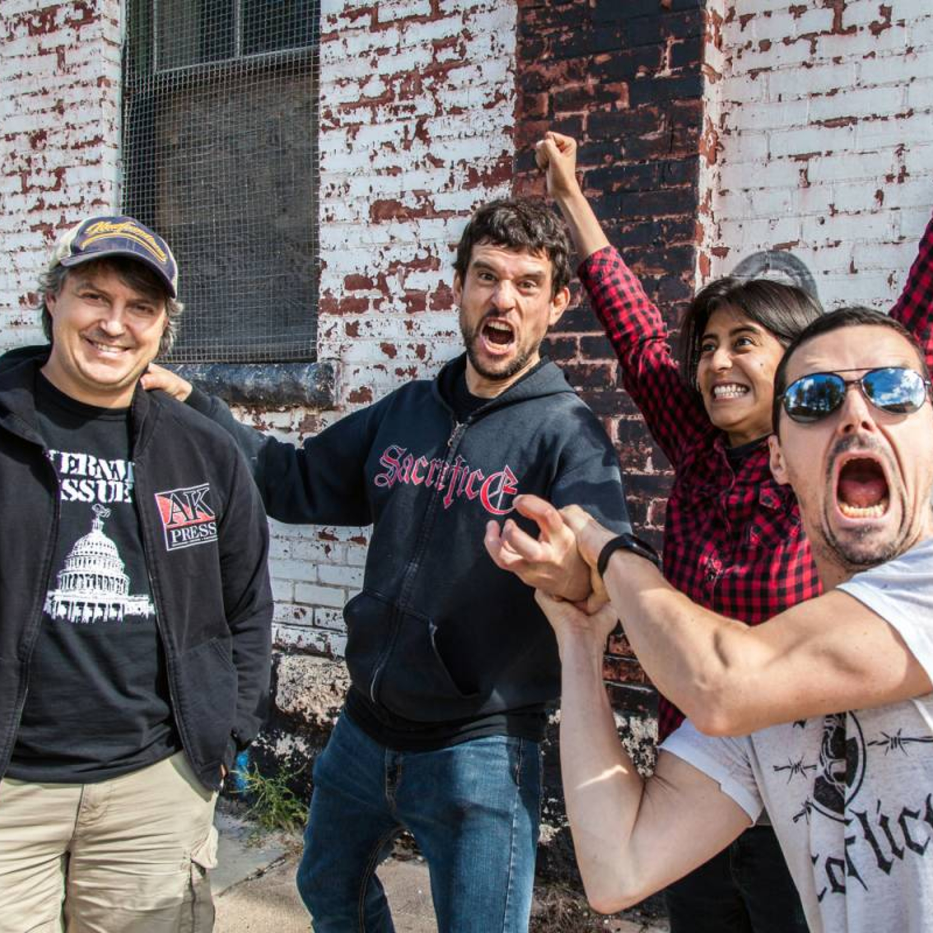 Pucks, Punks, and Politics w/ Propagandhi