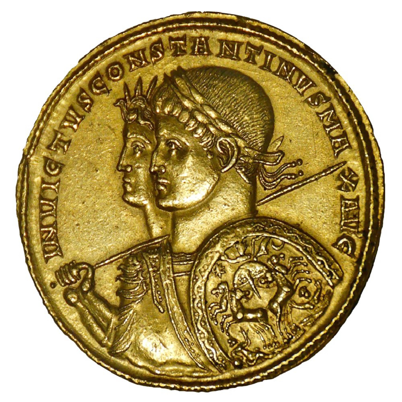 ExtraBarbero - La propaganda di un Imperatore: la monetazione di Costantino (UniUPO, 2019)