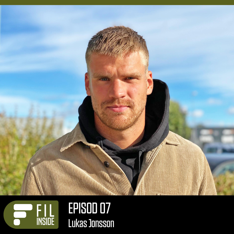 FIL Inside med Lukas Jonsson, IK Sirius gotländske målvakt