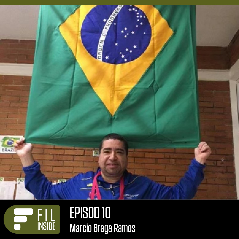 FIL Inside med Marcio Braga Ramos