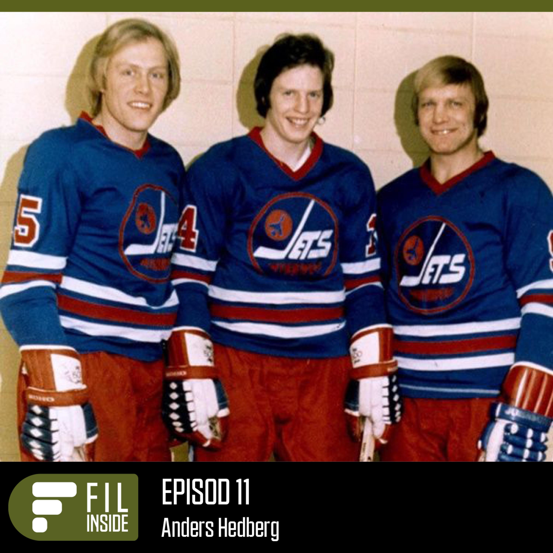"FIL Inside med Anders Hedberg ""En fantastisk hockeyresa"""