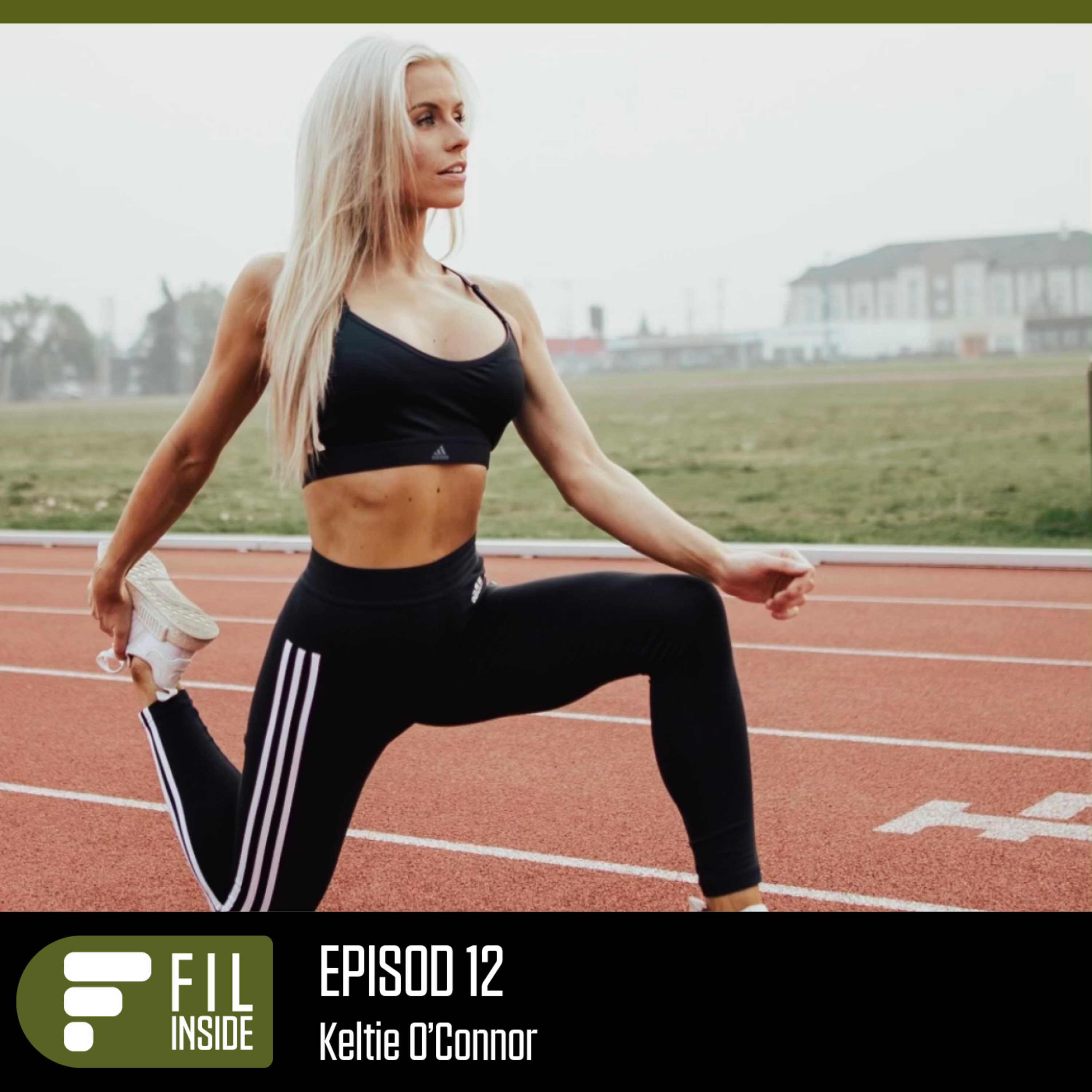 FIL Inside: The athletes passion is a force also for entrepreneurship with Keltie O'Connor